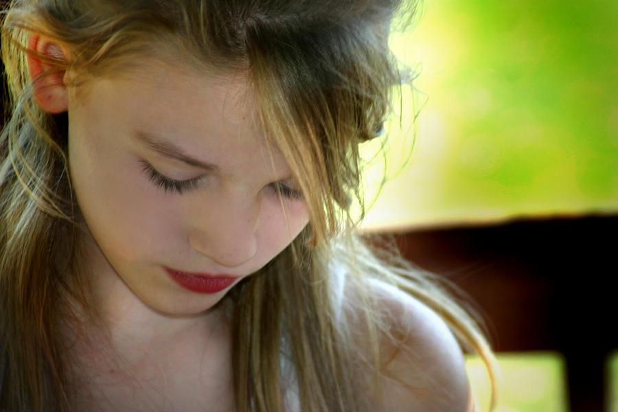 Beauty Photograph - Youth by Kelly Hazel