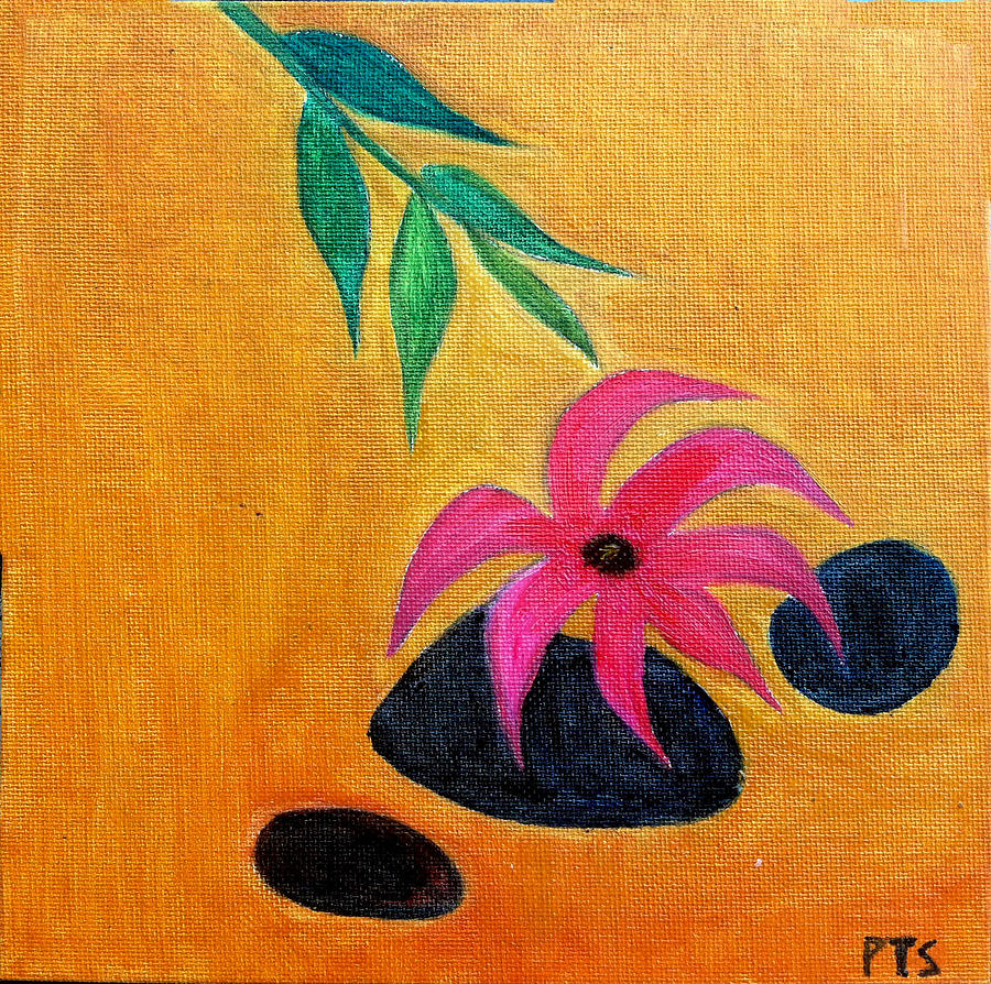 Zen Painting - Zen Lounge by Prachi  Shah