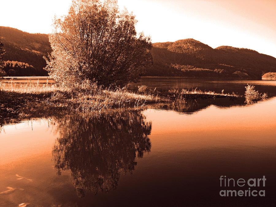 Patzer Photograph - Zen Moment by Greg Patzer