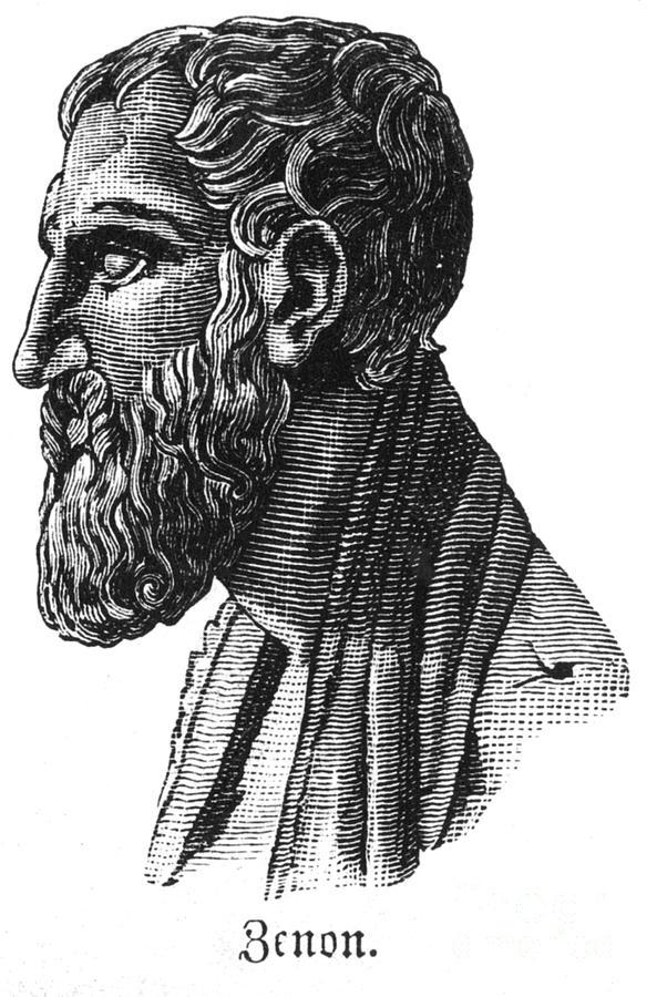 5th Century B.c Photograph - Zeno Of Elea (c495-c430 B.c.) by Granger