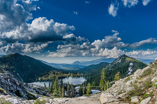 Greg Nyquist - Above Castle Lake