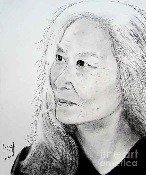 Jim Fitzpatrick - Author and Activist Maxine Hong Kingston