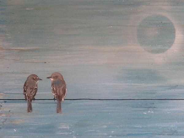 Kendall Schuller - Birds on a Wire