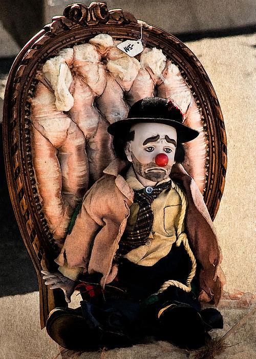 Bobbi Feasel - Clown Waiting