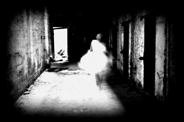 Jim Poulos - Haunted by the Lady In White