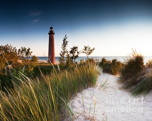 Larry Carr - Little Sable Point Light Station