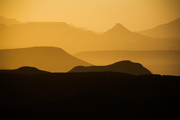 Graham Prentice - Namibian Dawn