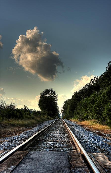 David Paul Murray - Old American Rail