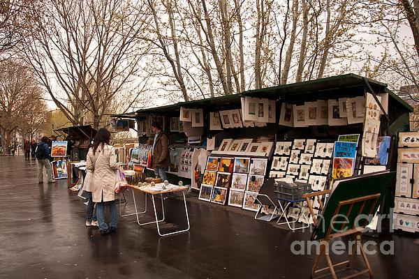 Bob and Nancy Kendrick - Rainy Day in Paris