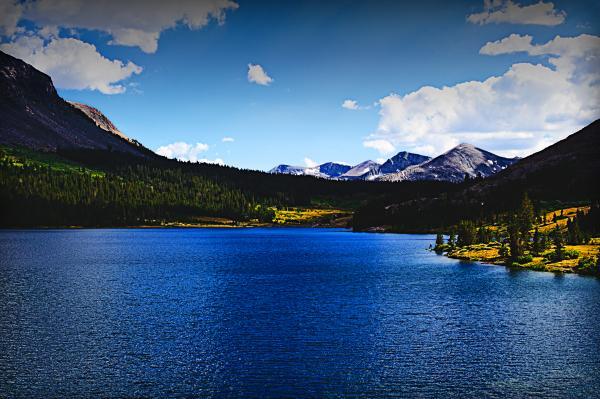 Jim  Hatch - Tioga Lake