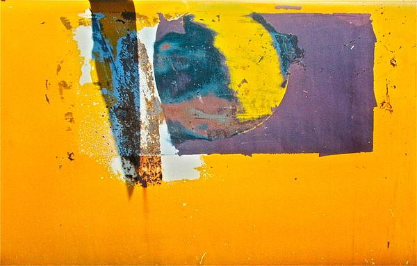 Cliff Spohn - Truck Door In Gilroy California