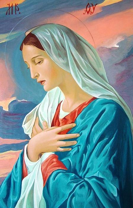 Janeta Todorova - Virgin Mary