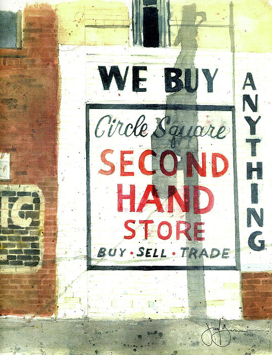 Jerry Grissom - We Buy Anything