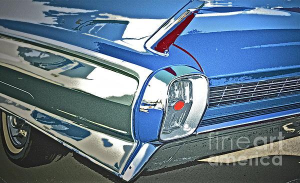 El Dorado Blue Card >> 1962 Cadillac El Dorado Greeting Card
