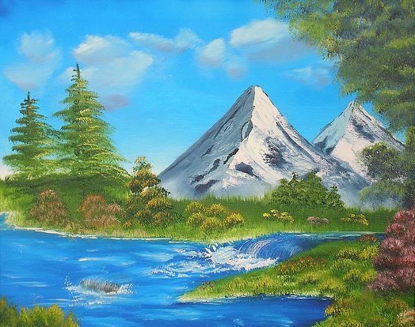 Aaron Thomas - Mountain Meadow