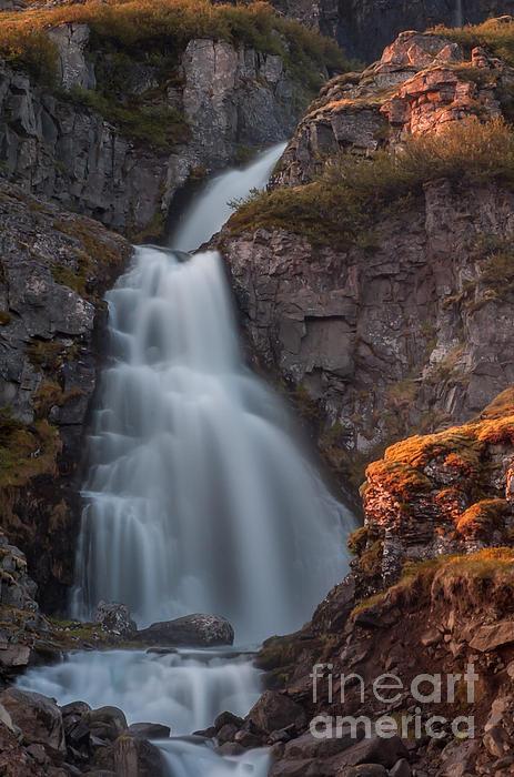 Jorgen Norgaard - Waterfall Iceland