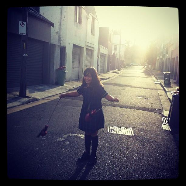 Aurelia-Sophia Roman - Instagram Photo