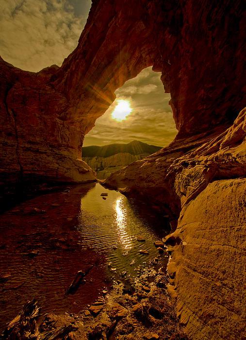 Scott Warner - Amazing Bridge Mountain