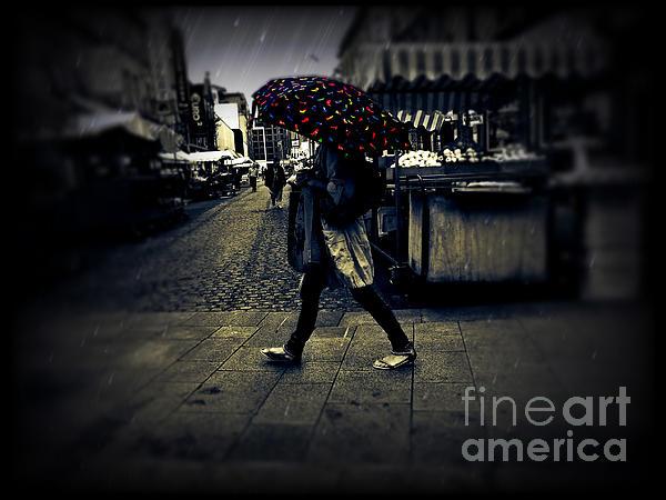 Audrey English - A Day For The Umbrella