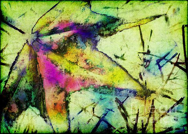 Judi Bagwell - A Fallen Leaf