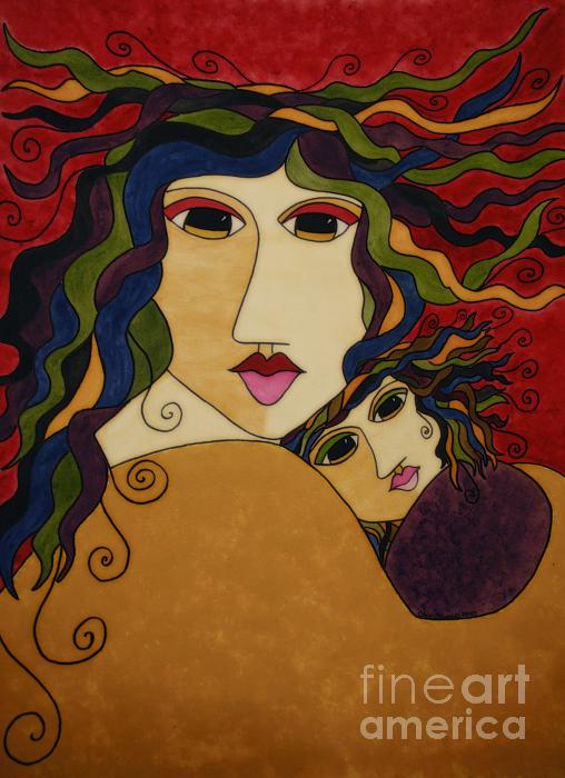Cher Odum - A Mother