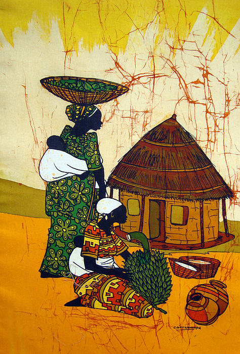 Joseph Kalinda - African Home Stead