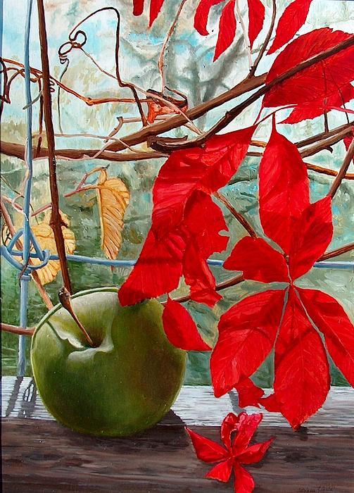 Adriana Rinaldi - An Apple A Day