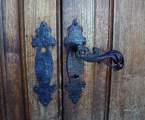 Xueling Zou - Argentinian Door Decor 1