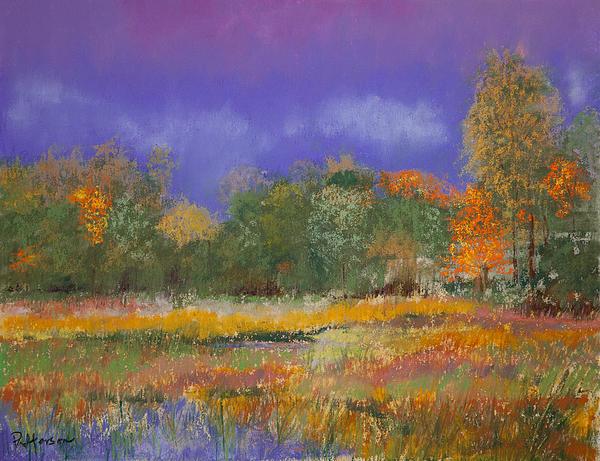 David Patterson - Autumn in Nisqually