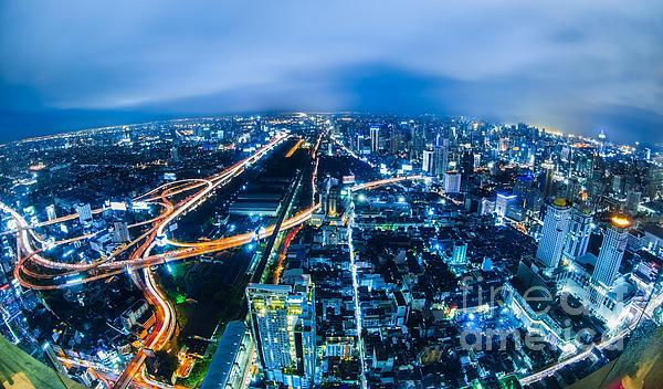 Anek Suwannaphoom - Bangkok city