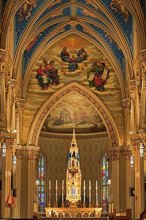John Stephens - Basilica of the Sacred Heart