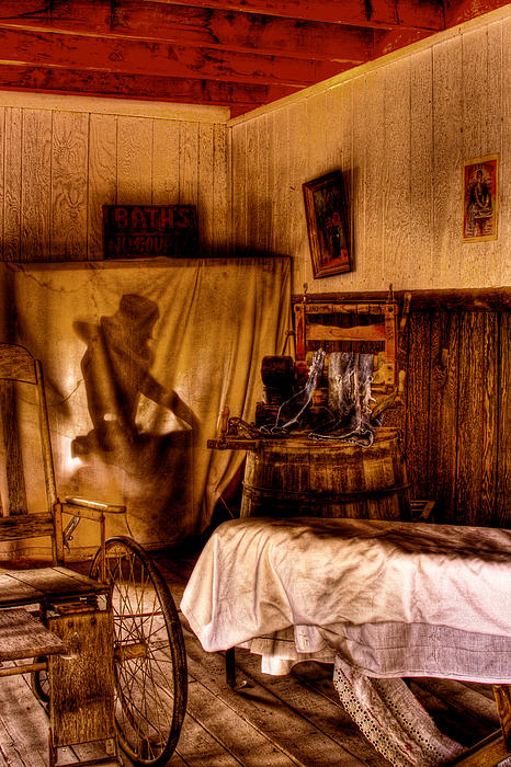 David Patterson - Baths - No Couples - At the Bonnie Springs Ranch Old West Town