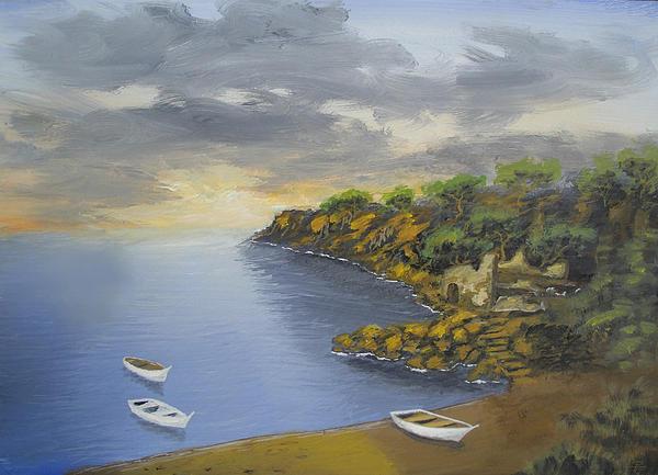 Larry Cirigliano - Bay Of Peace