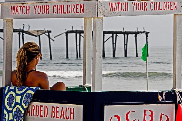 Tom Gari Gallery-Three-Photography - Beach Patrol