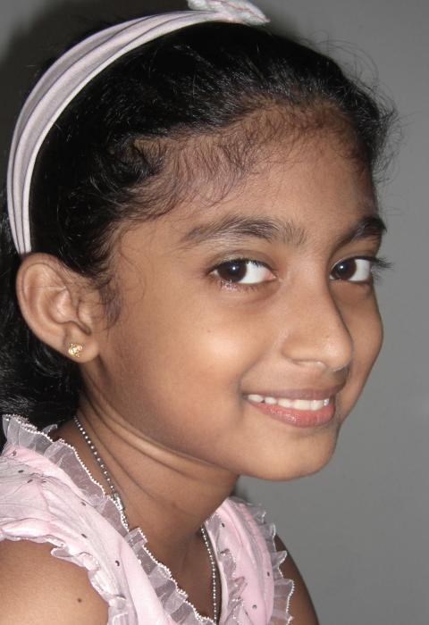 Nalini Pitigala - Best Smile