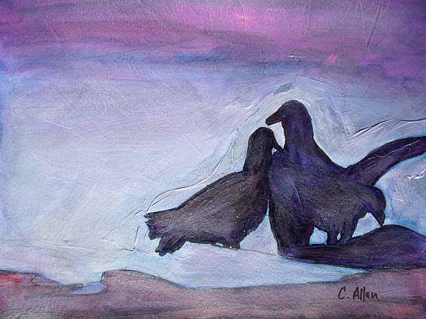 Christine Allan - Birds that flock together