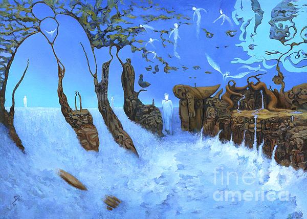 Peter Jai - Blue Falls