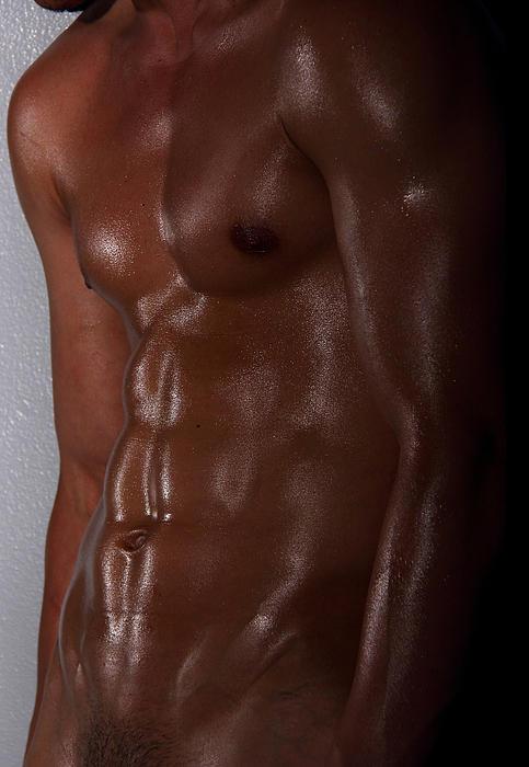 Mark Ashkenazi - Body Art
