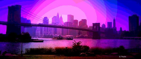 George Pedro - Brooklyn Bridge