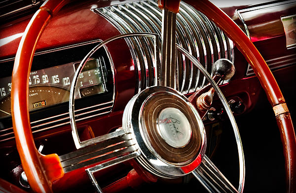 Charles Fletcher - Buick Century Dash