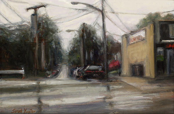 Sarah Yuster - Burgher Avenue