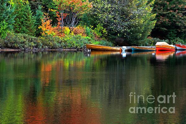 Charline Xia - Canoe Lake