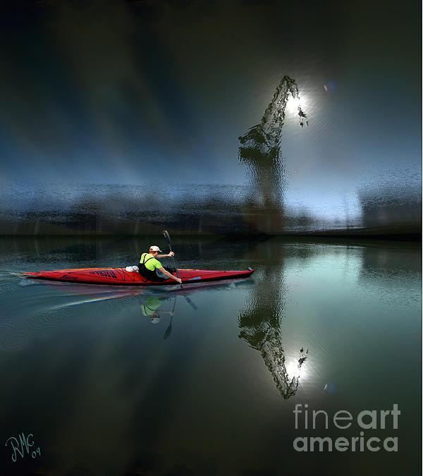 Rosa Cobos - Canoe Travelling Dream