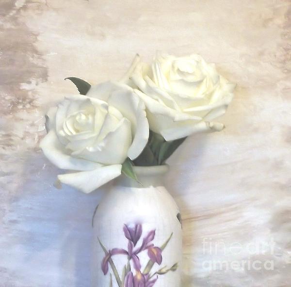 Marsha Heiken - Cashmere Roses