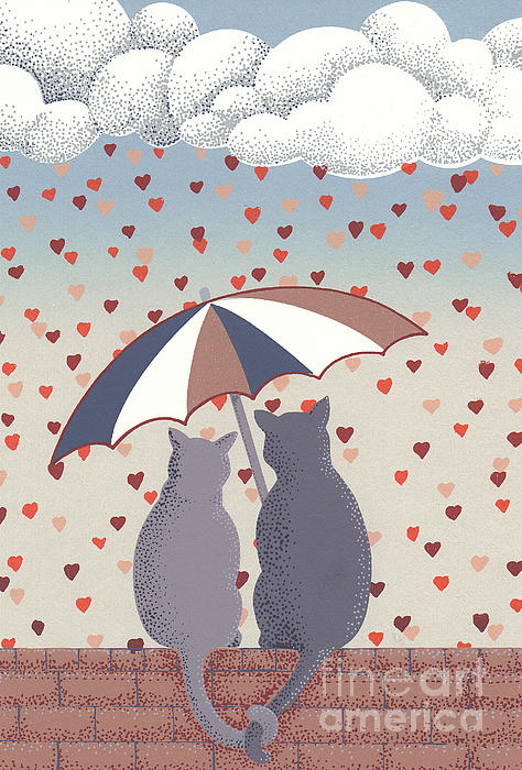 Anne Gifford - Cats in Love
