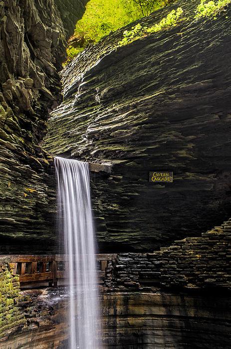 Mark Papke - Cavern Cascade