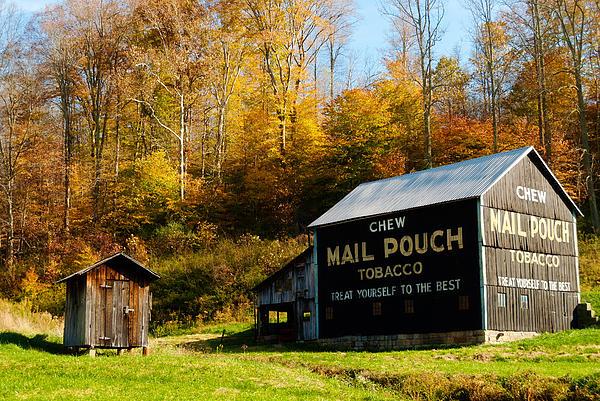 Jeanne Sheridan - Chew Mail Pouch