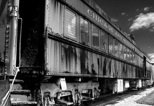 Marc Henderson - Chicago and Northwestern Train