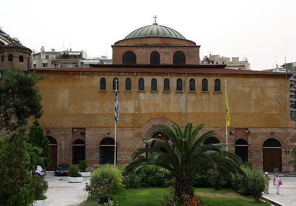 Christiane Schulze Art And Photography - Church Of Panagia Chalkeon - Thessaloniki