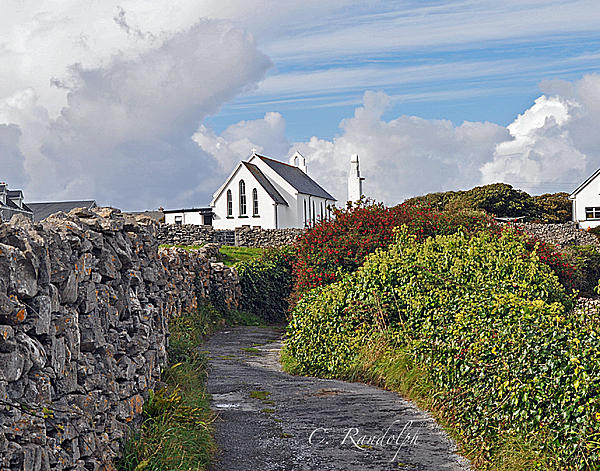 Cheri Randolph - Church on the Lane